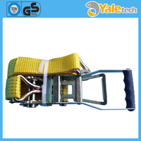 TUV/GS approved ratchet strap container belt shenzhen