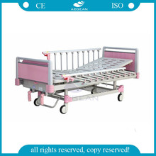 AG-CB012 Two functions Durable Manual Hospital bed for kids