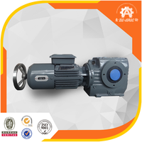 High torque low noise Bonfiglioli S series 90 degree shaft gearbox for feeder