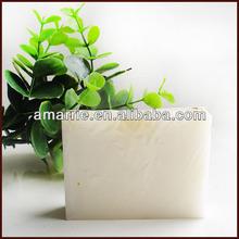 natural hecho a mano jabón de avena barra de pan