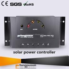 PRS3030 30a solar power controller , 12V 24V PV charge regulator