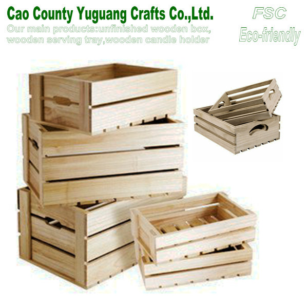 Hardware Accessories Packaging Crate General Packaging