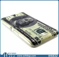 IMD TPU Case for Sony Xperia E4, US Dollars Design