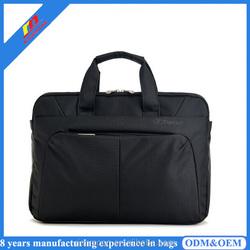 custom made cheap computer/laptop bag with logo/advertisement laptop bag