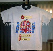 Queen's Diamond Jubilee T-shirts