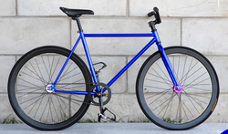 Steel 700c Fixed Gear Track Bike Bicycle 700c colorful fixie Single Speed Customized Fixed Gear Bike