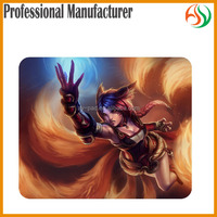 AY Hot Nice Comfortable Black Sublimation Mouse Pad Extra Large Mouse Pad
