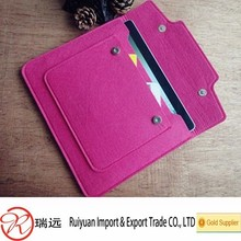Designed for Felt Laptop Case with Pocket