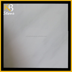 Chinese supplier Polished China White marble tile for floor