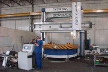 CNC Vertical Lathe GORBREX Model: TKV 532 / Fi 3200