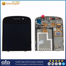 [GGIT] LCD for BlackBerry Q10 with Touch and Frame, Mobile Phone LCD
