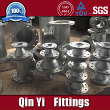ansi b16.9 dn80 carbon steel equal tee pipe fittings weight