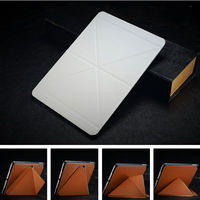 2015 Wholesale China New Official Original Smart Cover Case For Apple Ipad Tablet Case with speak louder