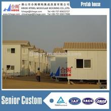 Casas de estructura de acero hermosas, cabina portátil barato, casa prefabricada ambiental