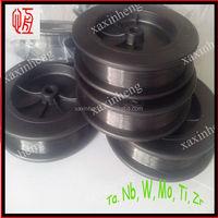 99.95%min Pure Molybdenum Wire for wire-cutting 0.18mm molybdenum wire