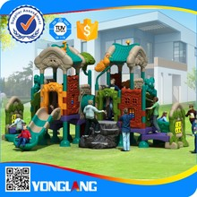 Commercial used rubber floor mat playground equipment