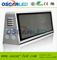 taxi sign led advertising,led car top sign,led outdoor roof light