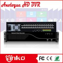 Manufacturer Hi-quality Hi353116 Channel CCTV AHD DVR 720P Output HDMI/VGA 8*4T HDD