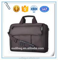 Factory wholesale custom nylon laptopbag computer bags for men shoulder bags waterproof laptopbag