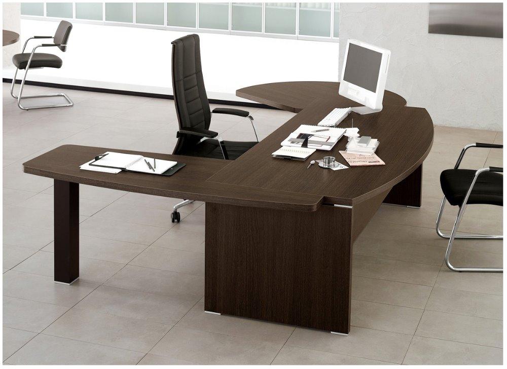 office executive desk table melamine furniture design office furniture