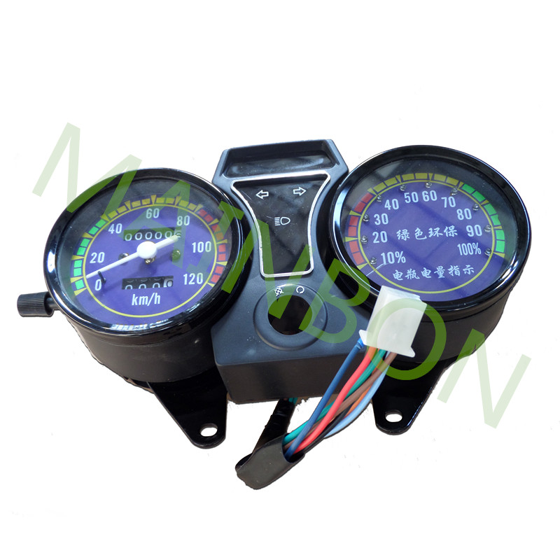 Electric Battery Rickshaw Spare Parts Speedmeter Best ...