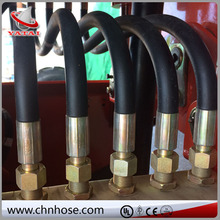 Good price high temperature EPDM tractor hot rubber hose