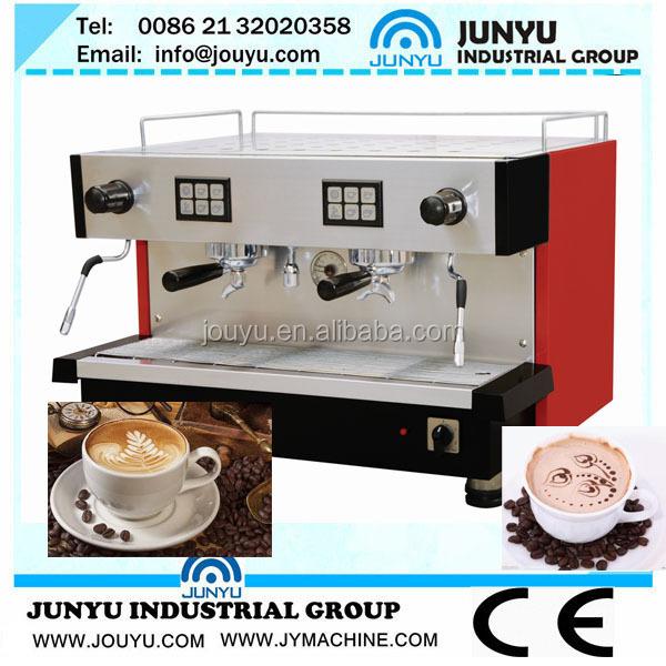 espresso machine for coffee shop