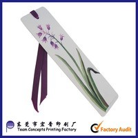 wholesale fashion handmade paper bookmark for sale