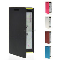 New Cool Style Card Wallet Stand Leather Back Case Cover For Nokia Lumia 1520