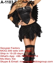 Sexy Cute Halloween Costumes Peacock Bird Girl Costumes PLWC-0539