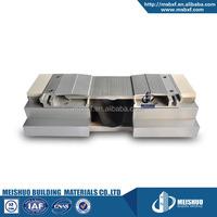 flexible interlocking aluminum concrete expansion joint foam
