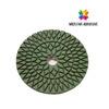 MIDSTAR diamond abrasive pad for angle grinder grit 1000#