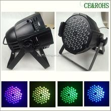 LED light source and Aluminum LED Body rgbw led par light