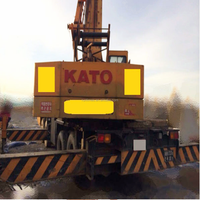 45ton used kato truck crane, building/construction kato crane 45ton,original japan,secondhand kato tyre/hydraulic crane 45 ton