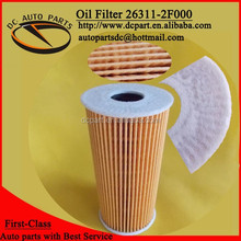 For Hyundai 26311-2F000 Original quality oil filter