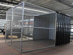 Made in China wire mesh fencing dog kennel