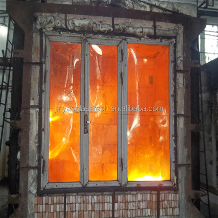 Fire Rated Tempered Glass Stove Ceramic Fireplace Glass