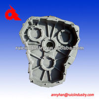 gear box housing for farm tractor parts gear cogs cast iron