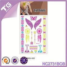 Newest Fashionable Tattoo,Temporary Feather Tattoo Stickers,Chinese Tattoo Book