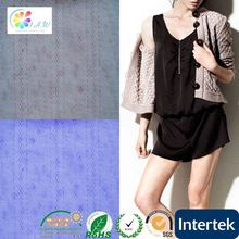 metallic knit fabric medical print fabric
