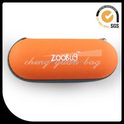 2015 portable EVA hard sunglasses case nylon