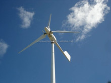 Variable Pitch Blades Wind Generator