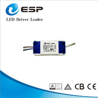 5W Non-waterproof IP20 Plastic Case LED Driver with KC certificated from ESP LED Driver Factory