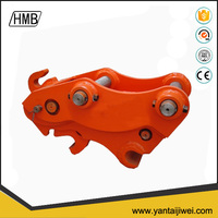 hydraulic rebar coupler machine, safe excavator coupler