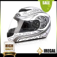 2015 DOT/ECE novel f1 motorcycle german cool helmet