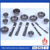 high quality parts tungsten & molybdenum boats and crucibles on sale