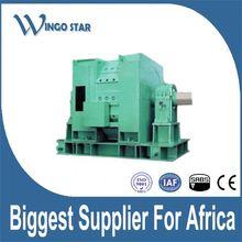 high voltage axial fan motor