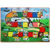 Custom Design Printed Rubber Play Mat , Natural Foam Rubber Card Game Play Mat
