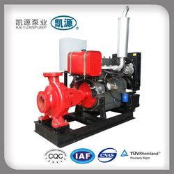 XBC Fire Hydrant Centrifugal Fire Pump