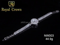 Newest trend fashionable Men Wrist watch,China silver vogue watches